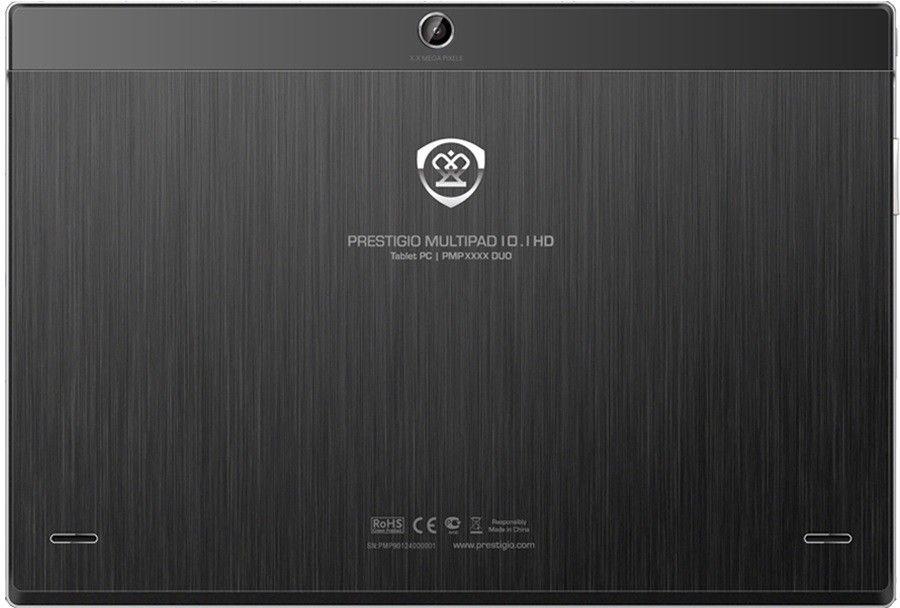 Планшет Prestigio MultiPad 4 Diamond 10.1 3G Black (PMT7177_3G_D_BK) - 1