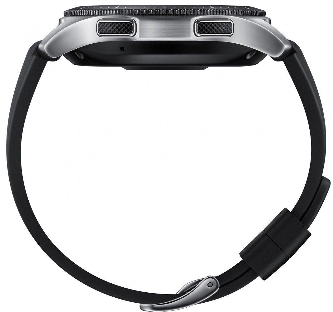 Смарт часы Samsung Galaxy Watch 46mm (SM-R800NZSASEK) Silver от Територія твоєї техніки - 5