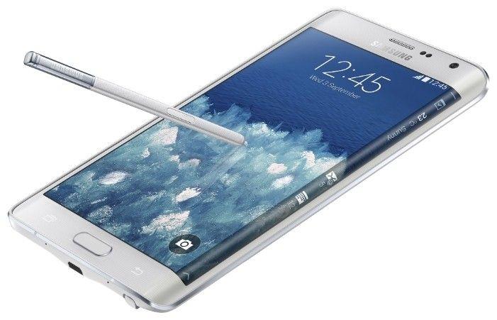 Мобильный телефон Samsung GALAXY Note Edge N915F Frost White - 1