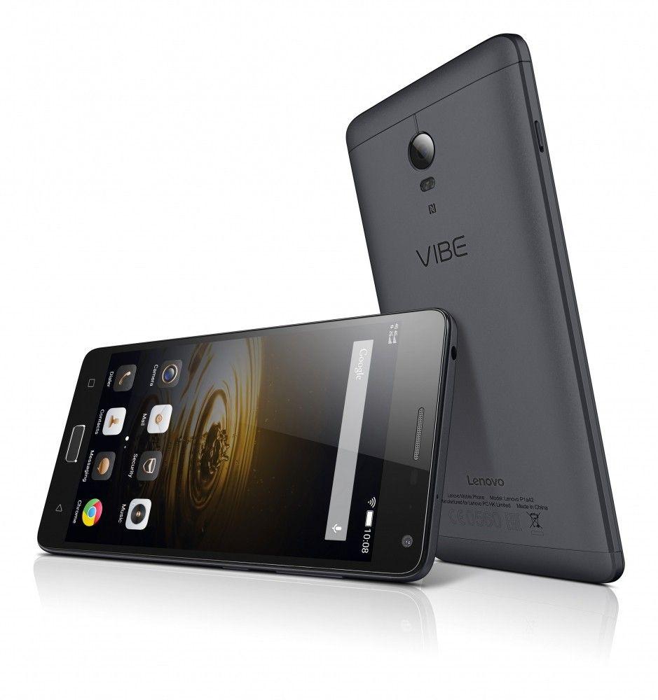 Мобильный телефон Lenovo VIBE P1 Grey - 1