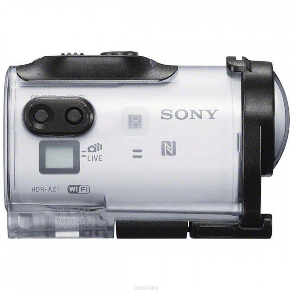 Экшн-камера Sony Action Cam Mini AZ1VR Wi-Fi (HDR-AZ1 KIT) - 3