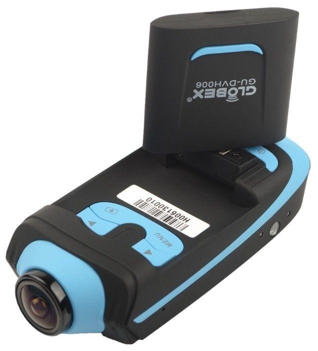 Экшн-камера Globex GU-DVH006 - 2