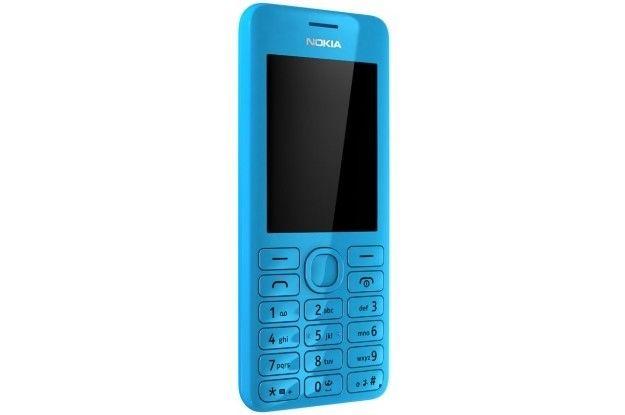 Мобильный телефон Nokia 206 Asha Dual Sim Cyan - 2