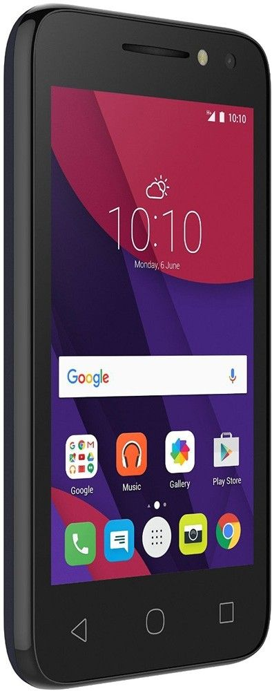 Мобильный телефон Alcatel 4034D Sharp Blue - 2