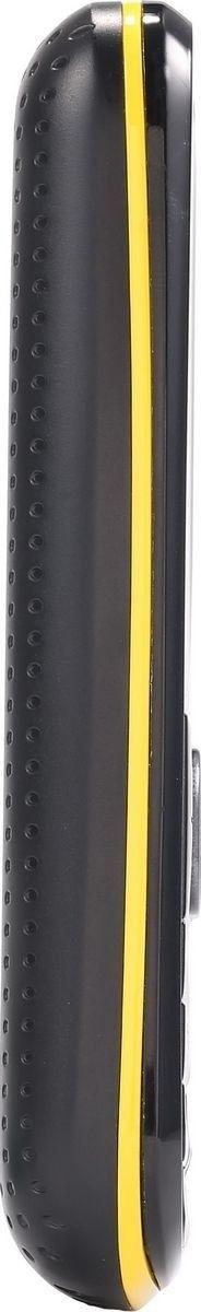 Мобильный телефон Nomi i181 Black-Yellow - 1
