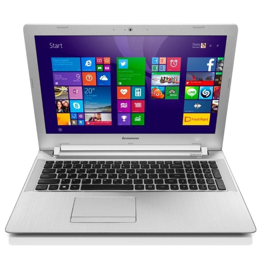 Ноутбук Lenovo IdeaPad Z51-70 (80K6015KUA) White - 5