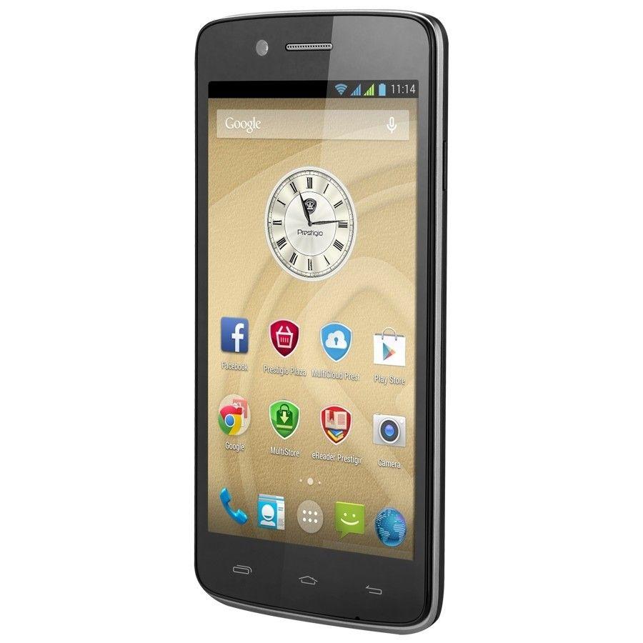 Мобильный телефон Prestigio MultiPhone 5507 Duo Black - 3