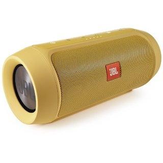 Портативная акустика JBL Charge2+ Yellow (CHARGE2PLUSYELAM) - 1