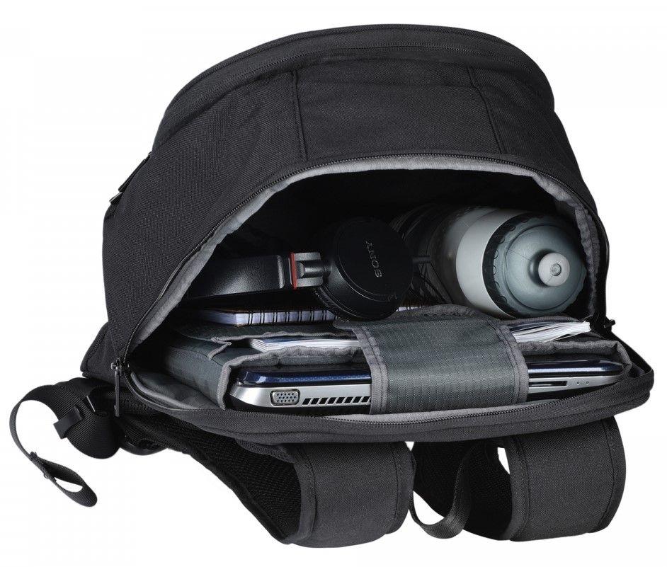 """Рюкзак для ноутбука 2E 16"""" (2E-BPN65007BK) Black от Територія твоєї техніки - 5"""