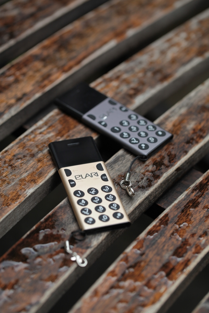 Мобильный телефон ELARI NanoPhone Gray (LR-NP-GR) - 2