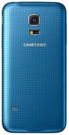 Мобильный телефон Samsung G800H Galaxy S5 Mini Duos Electric Blue - 1