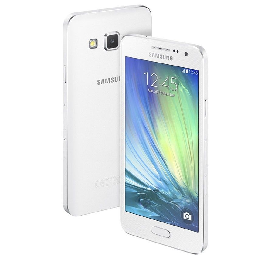 Мобильный телефон Samsung Galaxy A3 SM-A300H White - 1