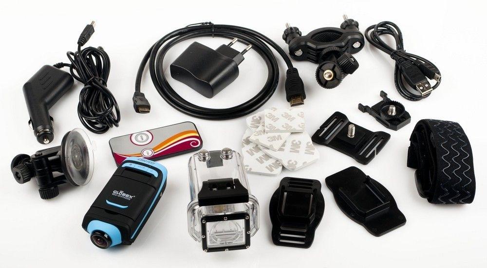 Экшн-камера Globex GU-DVH006 - 4