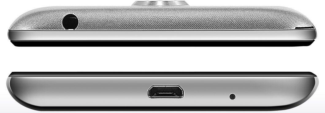 Мобильный телефон Lenovo S650 Silver - 3