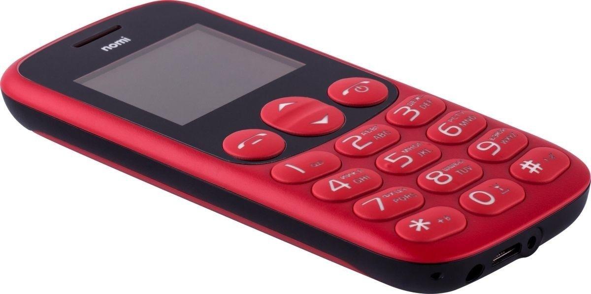 Мобильный телефон Nomi i177 Red - 6