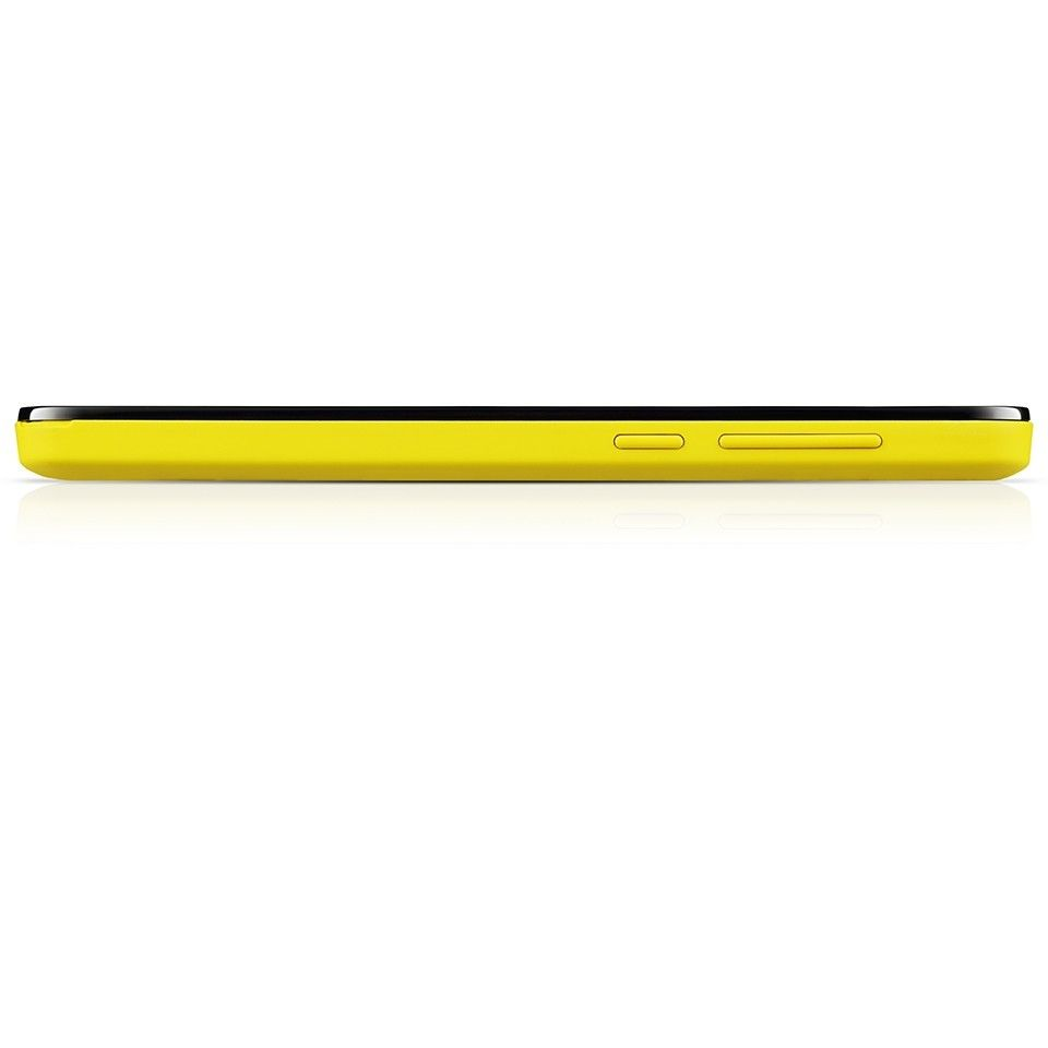 Мобильный телефон Prestigio Wize P3 3508 DUO Yellow - 1