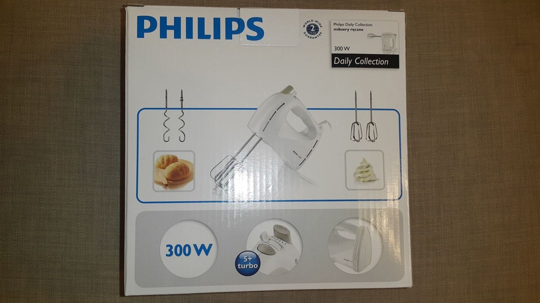 Миксер PHILIPS HR1459/00  - 1