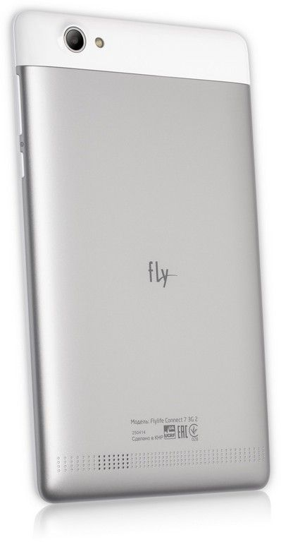 Планшет Fly Flylife Connect 7 3G 2 White - 1