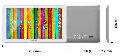 Планшет Archos 101d Neon 16Gb - 1