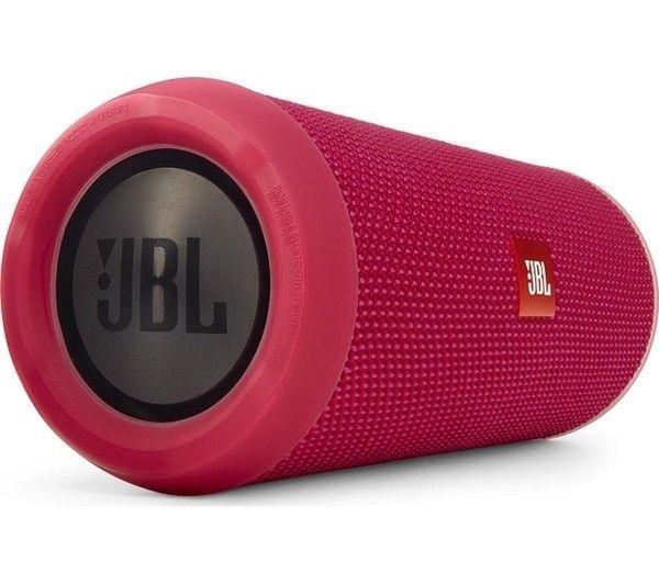 Портативная акустика JBL Flip 3 Pink (JBLFLIP3PINK) - 5