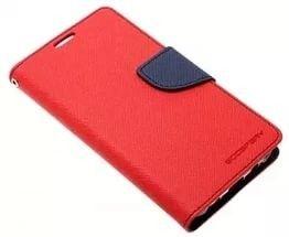Чехол-книжка Book Cover Goospery Samsung J500 Red - 1