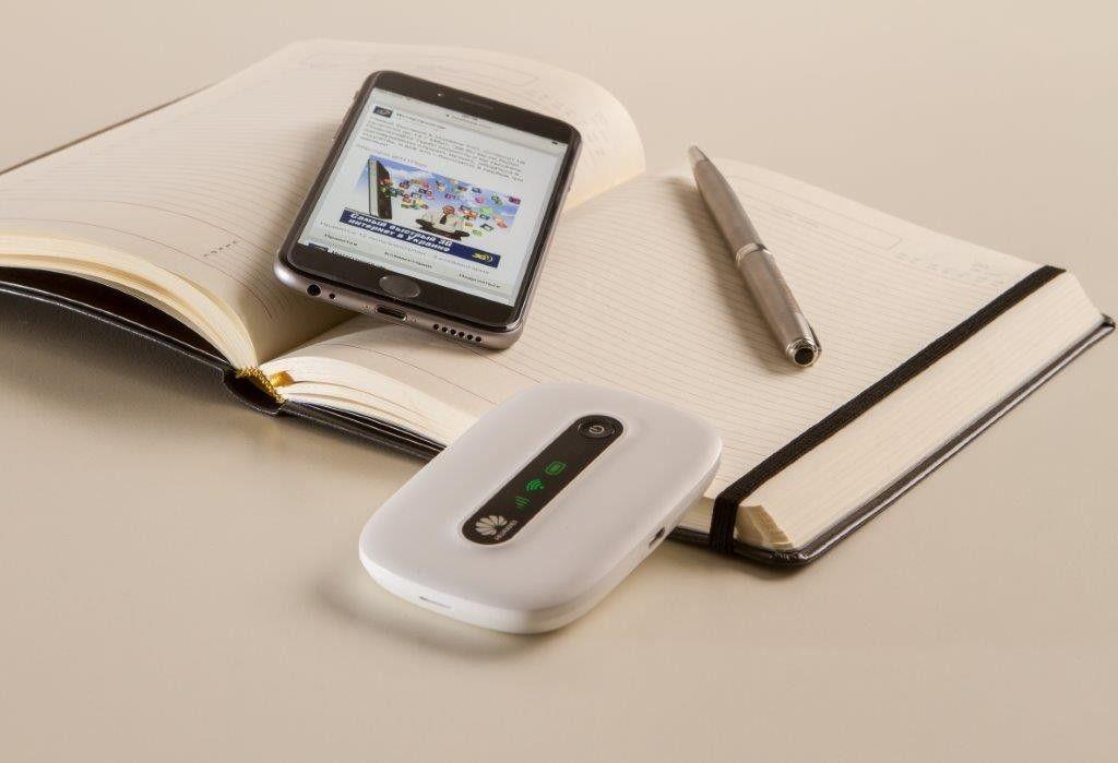 3G Wi-Fi роутер Интертелеком Huawei EC 5220u-1 - 5