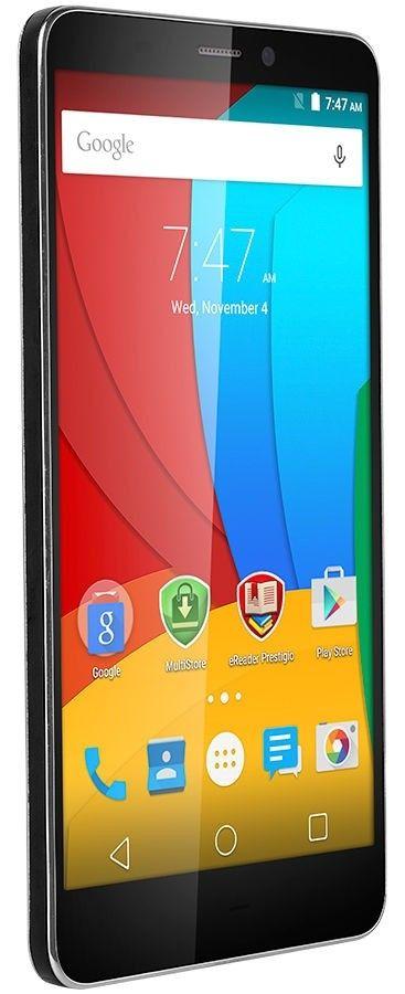 Мобильный телефон Prestigio MultiPhone Grace S5 LTE 5551 Duo Black - 5