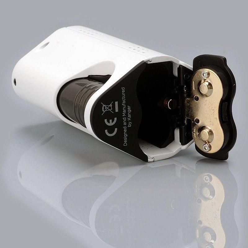 Стартовый набор Kangertech DripBox 160W Starter Kit White (KRDB160SKW)  - 4
