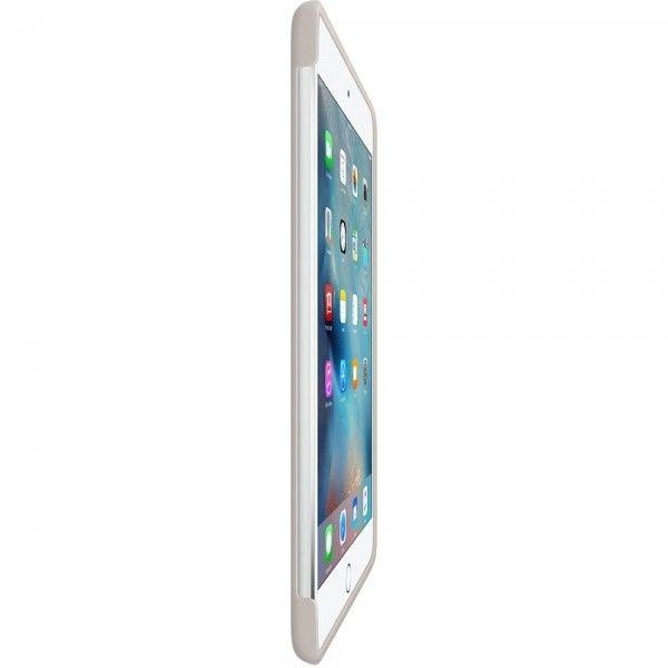 Силиконовый чехол Apple Silicone Case для  iPad mini 4 (MKLP2ZM/A) Stone - 3