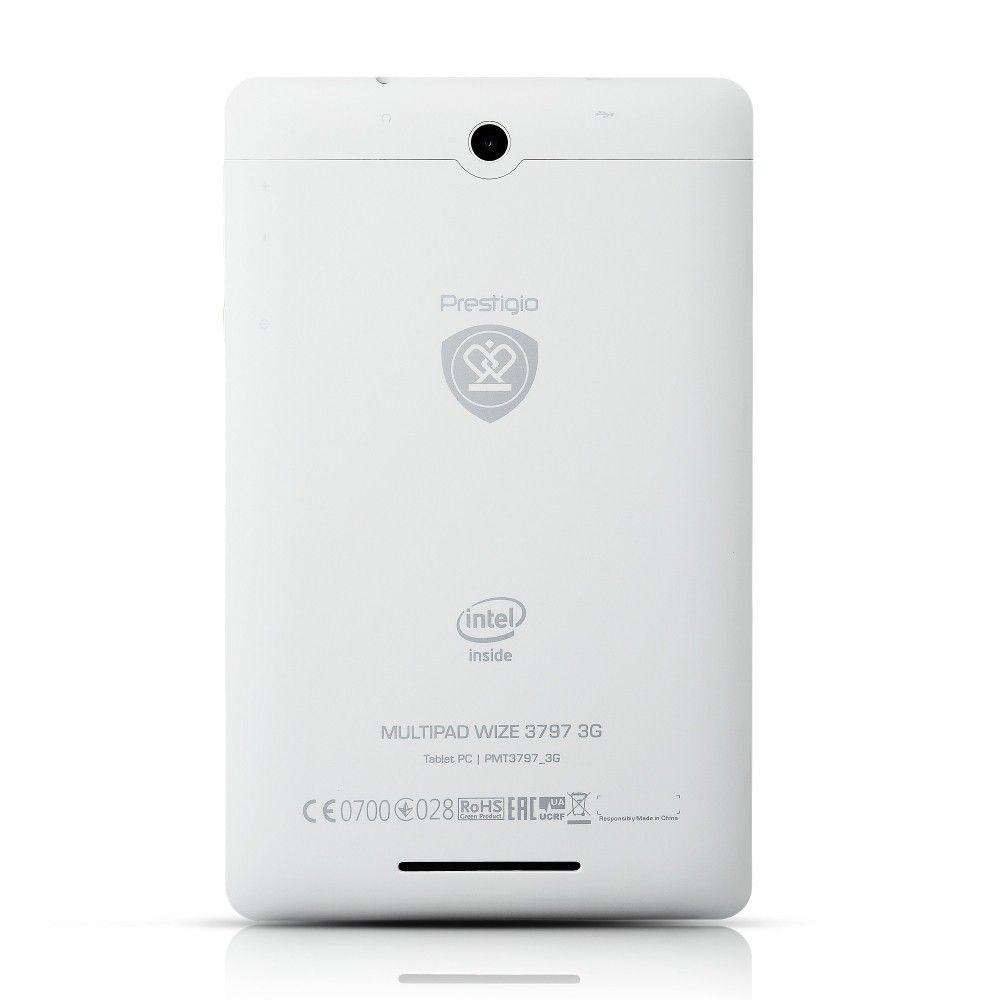 Планшет Prestigio MultiPad COLOR Wize 3797 White - 1
