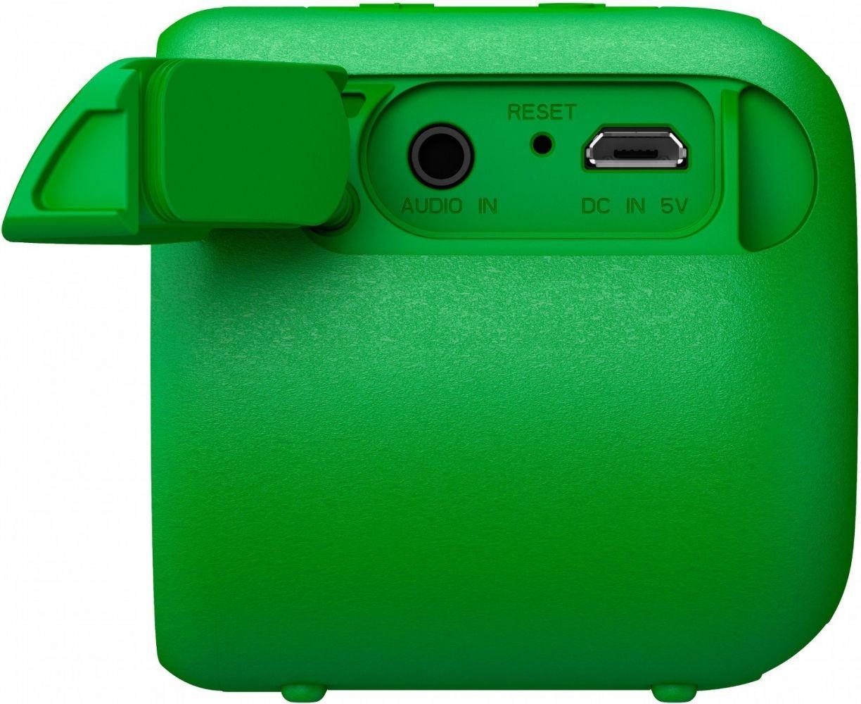 Акустическая система Sony SRS-XB01 (SRSXB01G.RU2) Green от Територія твоєї техніки - 4