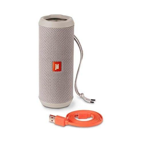 Портативная акустика JBL Flip 3 Gray (JBLFLIP3GRAY) - 4
