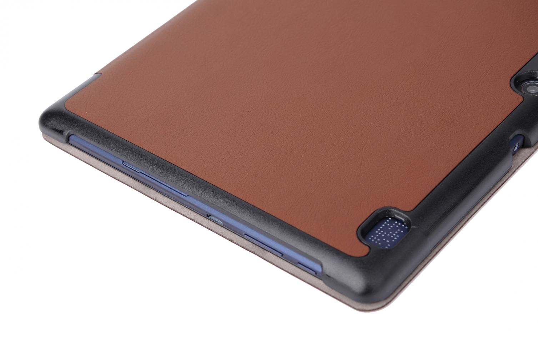 Обложка AIRON Premium для Lenovo Tab 2 A10 Brown - 6