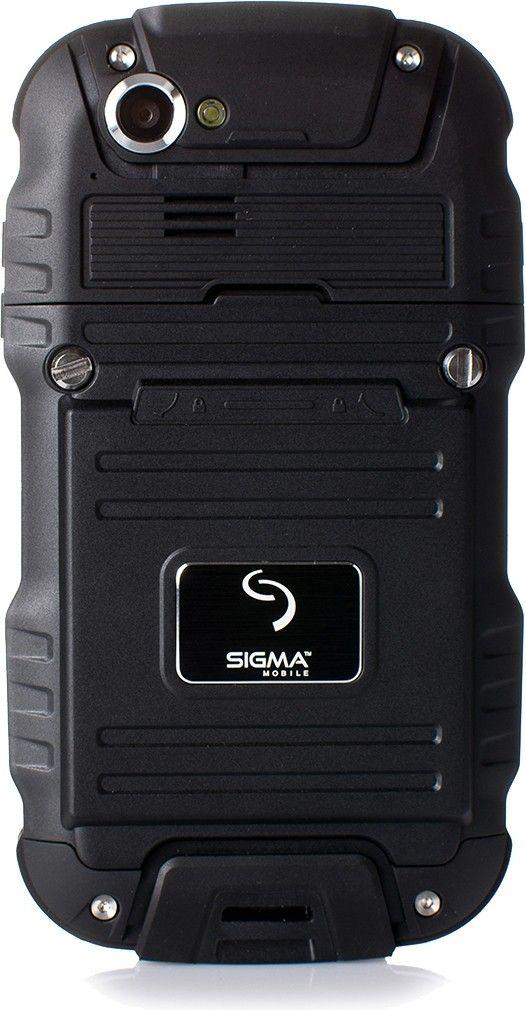 Мобильный телефон Sigma mobile X-treme PQ23 Black - 1