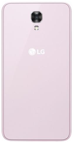 Мобильный телефон LG K500ds (X View) Pink Gold(LGK500ds.ACISPG) - 1