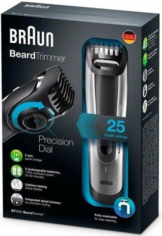 Триммер BRAUN BeardTrimmer BT5090 - 3