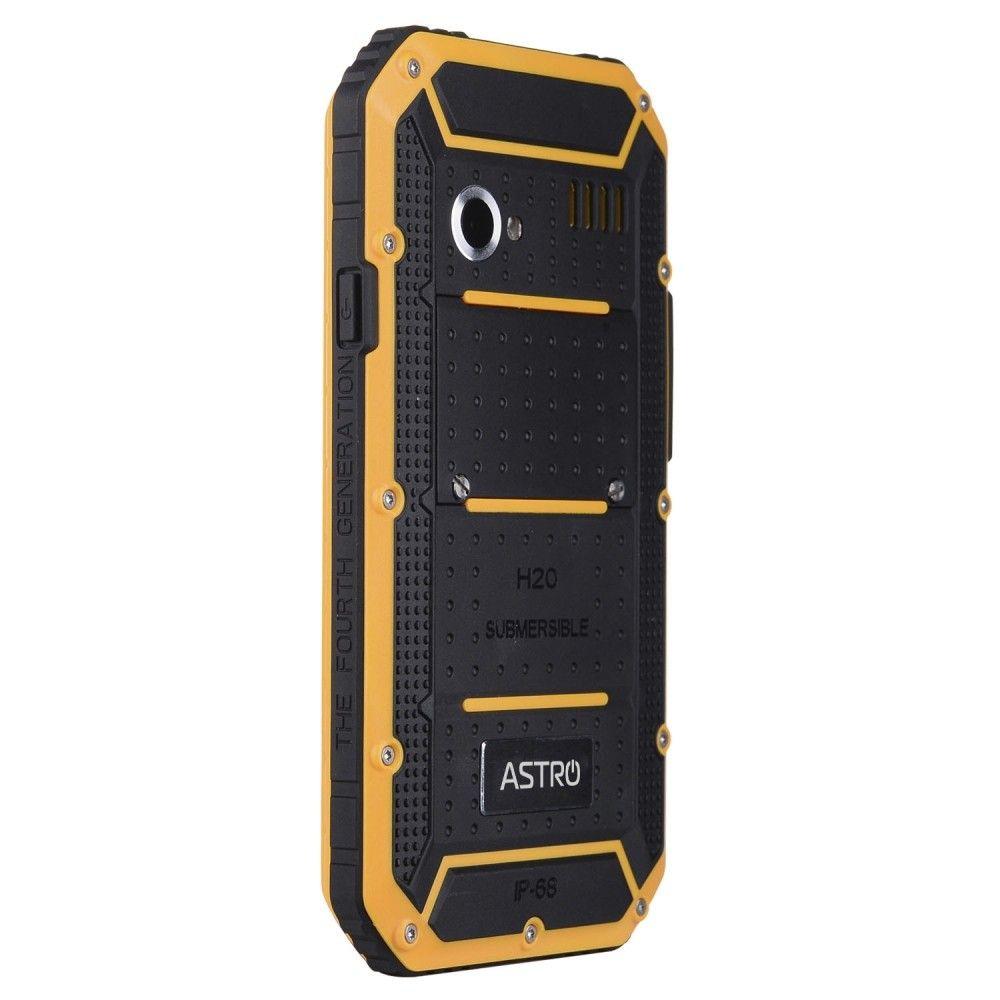 Мобильный телефон Astro S450 RX Orange  - 2