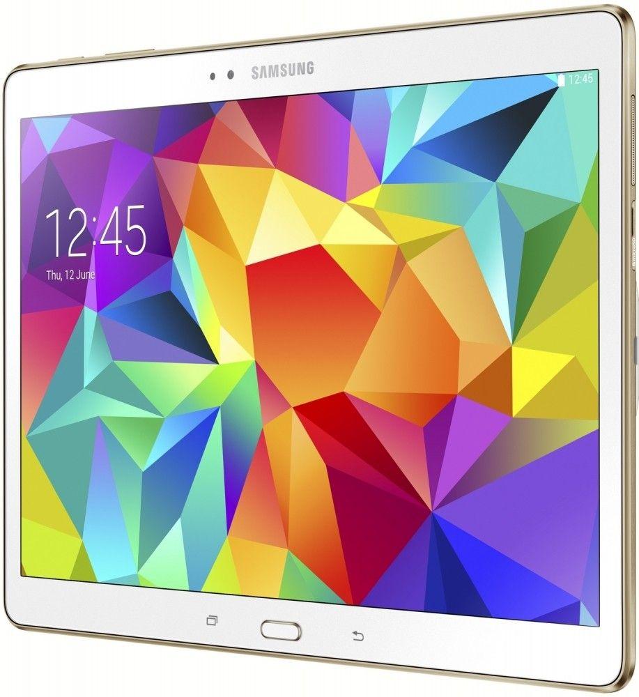 Планшет Samsung Galaxy Tab S 10.5 16GB LTE Dazzling White (SM-T805NZWASEK) - 2