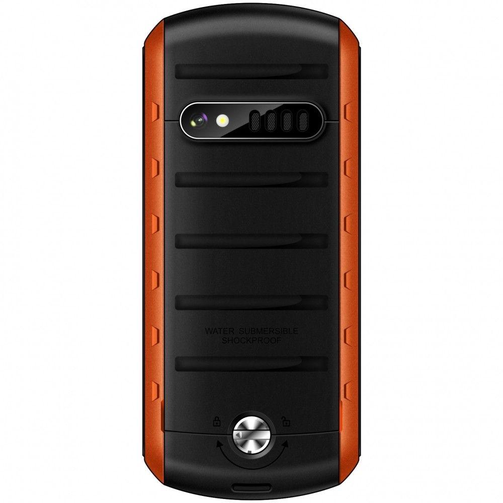 Мобильный телефон Astro A180 RX Orange - 1