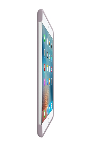 Силиконовый чехол Apple Silicone Case для  iPad mini 4 (MLD62ZM/A) Lavender - 3