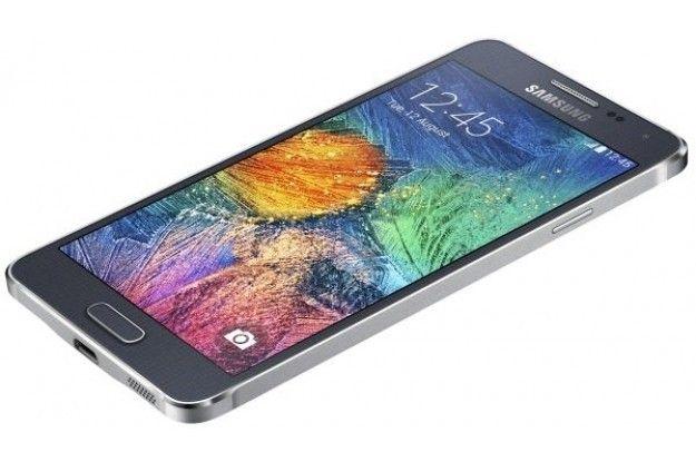 Мобильный телефон Samsung Galaxy A7 Duos SM-A700H Black - 1