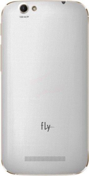 Мобильный телефон Fly IQ459 EVO Chic 2 White - 2