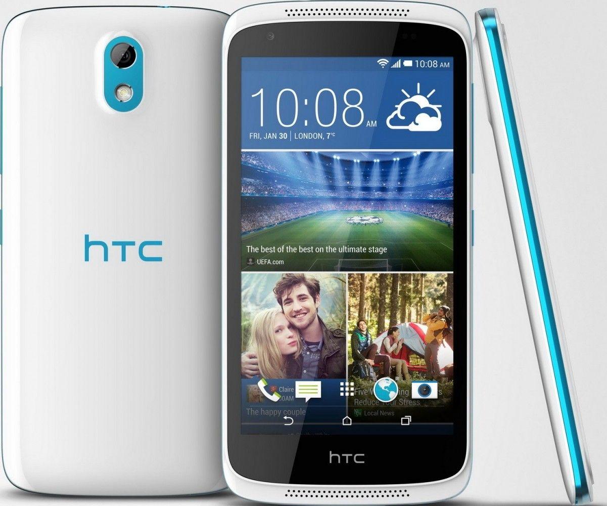 Мобильный телефон HTC Desire 526G White - 1