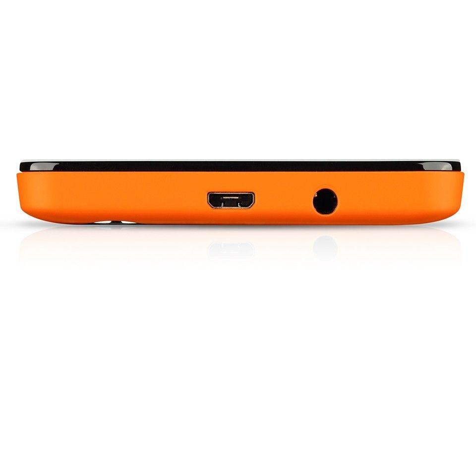 Мобильный телефон Prestigio Wize P3 3508 DUO Orange - 3