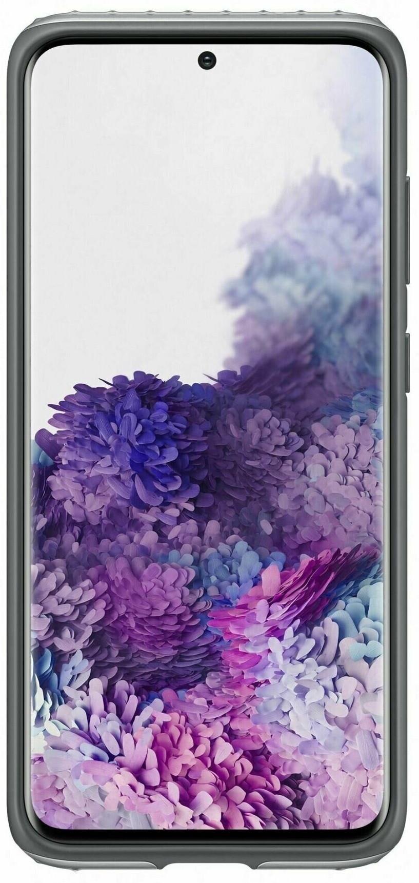 Накладка Samsung Protective Standing Cover для Samsung Galaxy S20 (EF-RG980CSEGRU) Silver от Територія твоєї техніки - 2