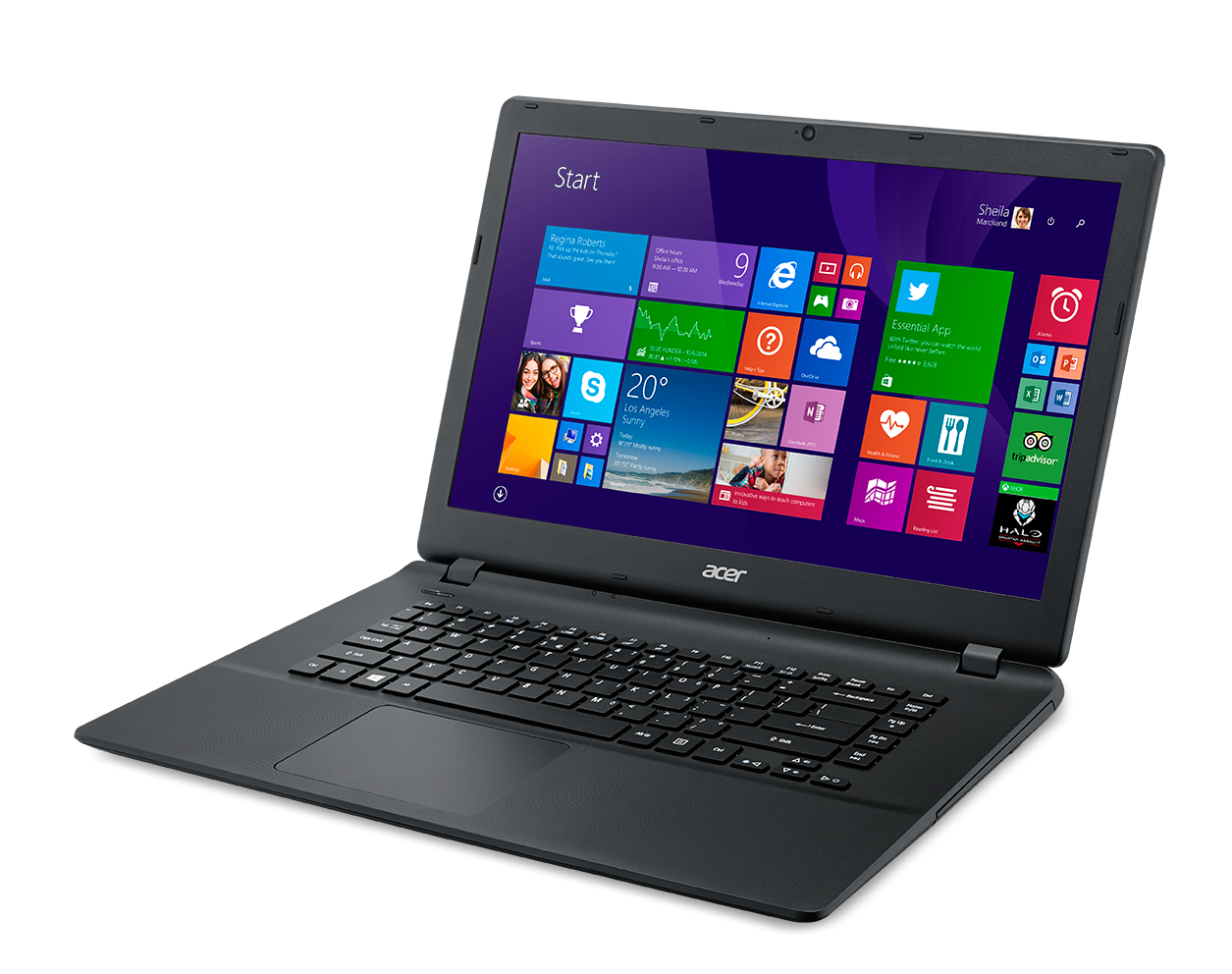 Ноутбук ACER ES1-521-84YT (NX.G2KEU.002) - 1