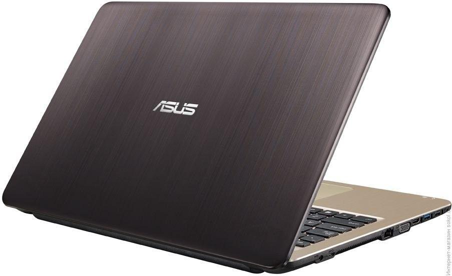 Ноутбук Asus X540LA (X540LA-XX004D) Chocolate Black - 2