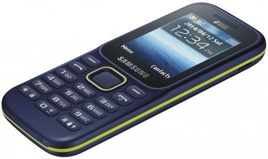 Мобильный телефон Samsung B310E Dual SIM Blue - 3