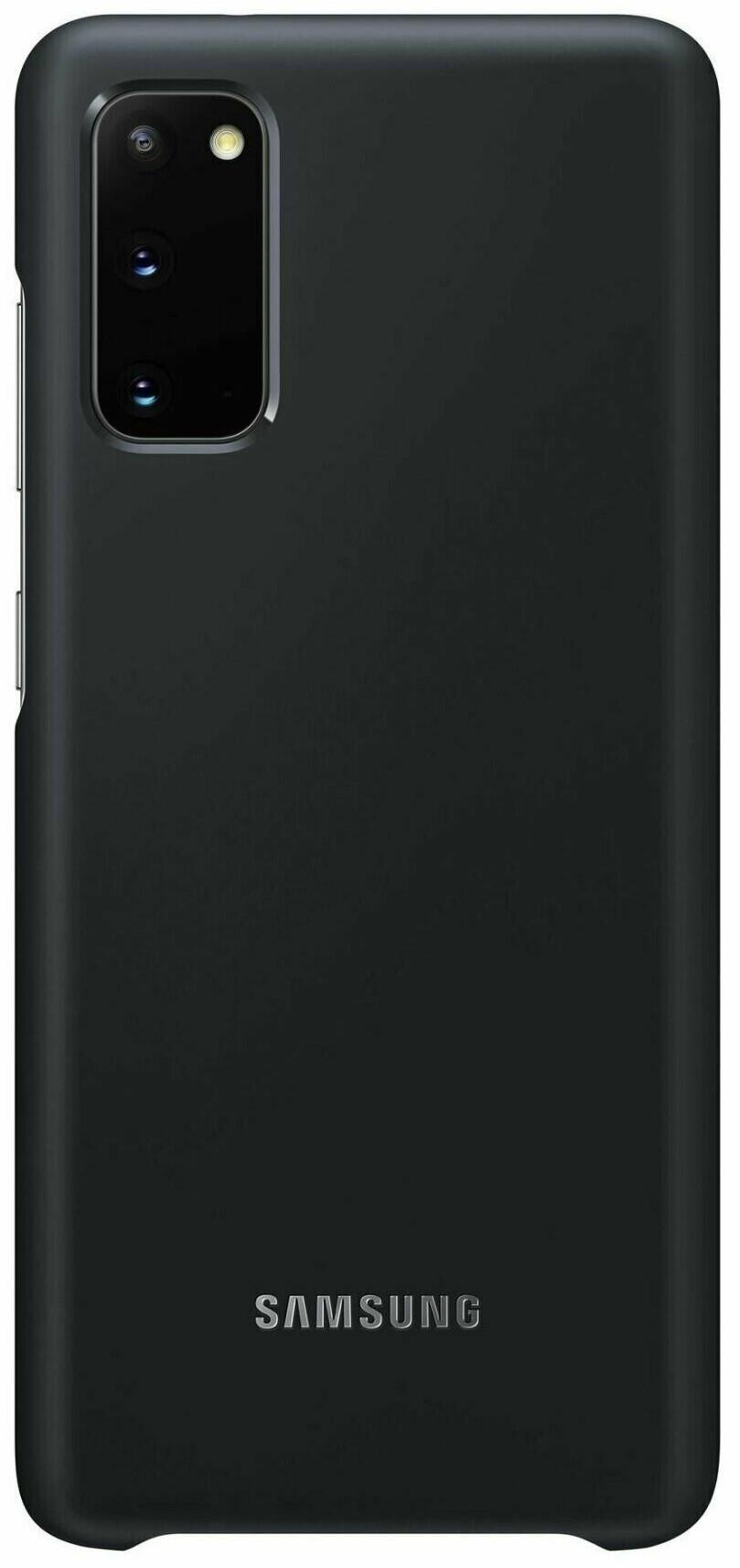 Панель Samsung LED Cover для Samsung Galaxy S20 (EF-KG980CBEGRU) Black от Територія твоєї техніки - 2