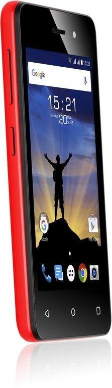 Мобильный телефон Fly FS405 Stratus 4 Red - 7